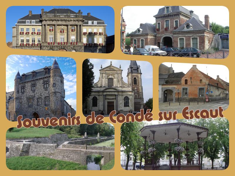 Souvenirs de Condé sur Escaut