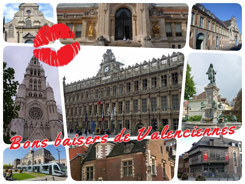 Bons baisers de Valenciennes