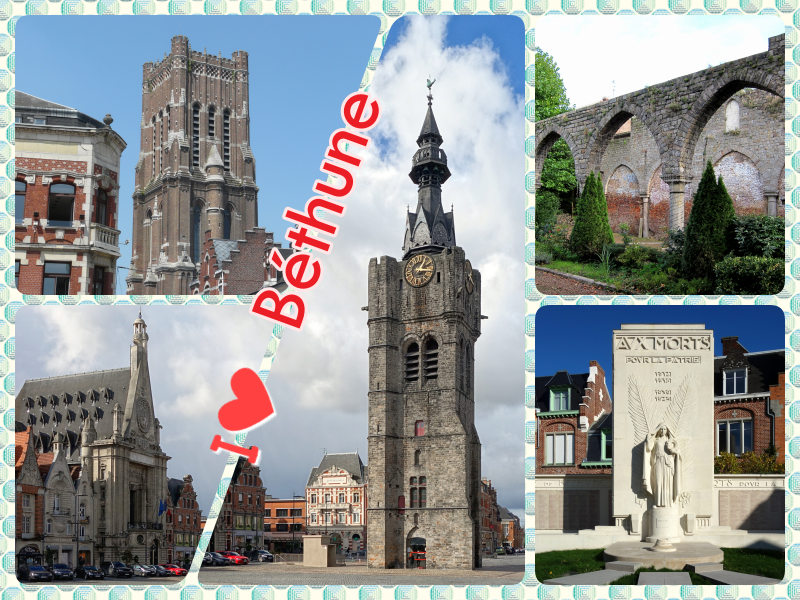 I love Béthune